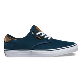vans chima ferguson midnight navy white