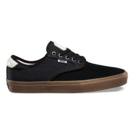 vans chima ferguson (cover twill) black gum