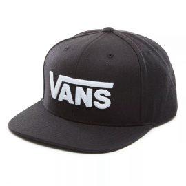 vans drop v II snapback sapka black VN0A36ORY28