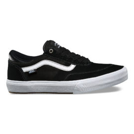 vans gilbert crockett pro 2 black white