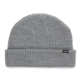 vans core basic beanie heather grey