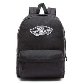 vans realm táska black white ... 706f3ed8c4