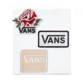 vans patch pack overtime/rose