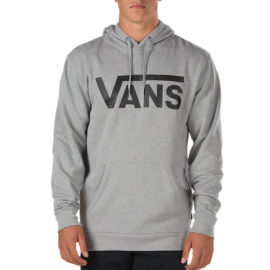 vans classic kapucnis cement heather