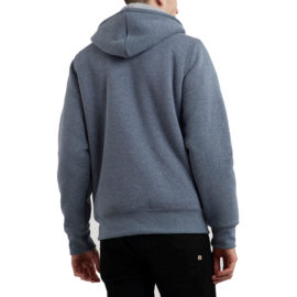 element heavy zip pulóver blue heather