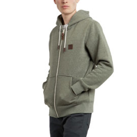 element heavy zip pulóver forest heather