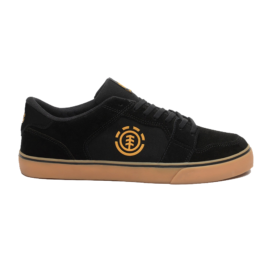 element heatley cipő black gum