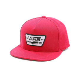 vans full patch snapback sapka jazzy
