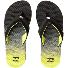 billabong dunes fluid papucs neo yellow