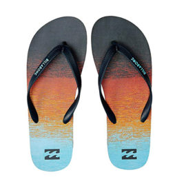 billabong tides 73 stripe papucs