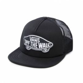 vans beach girl trucker sapka onyx
