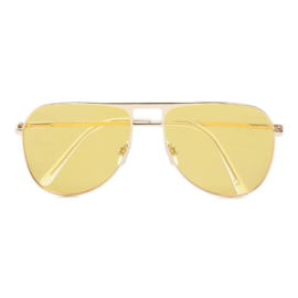 vans hayko shades gold yellow