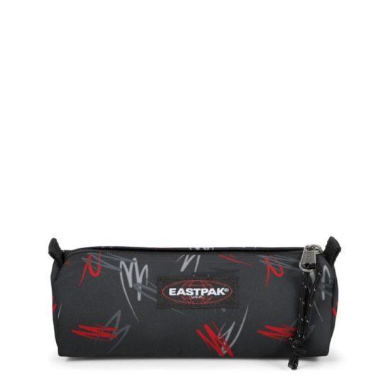eastpak benchmark tolltartó scribble black EK37293X