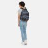 eastpak padded pak'r táska bold black backpack EK62067X