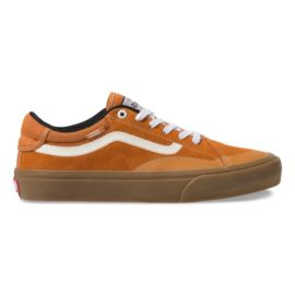 vans tnt advanced prototype pro cipő gum golden oak true white