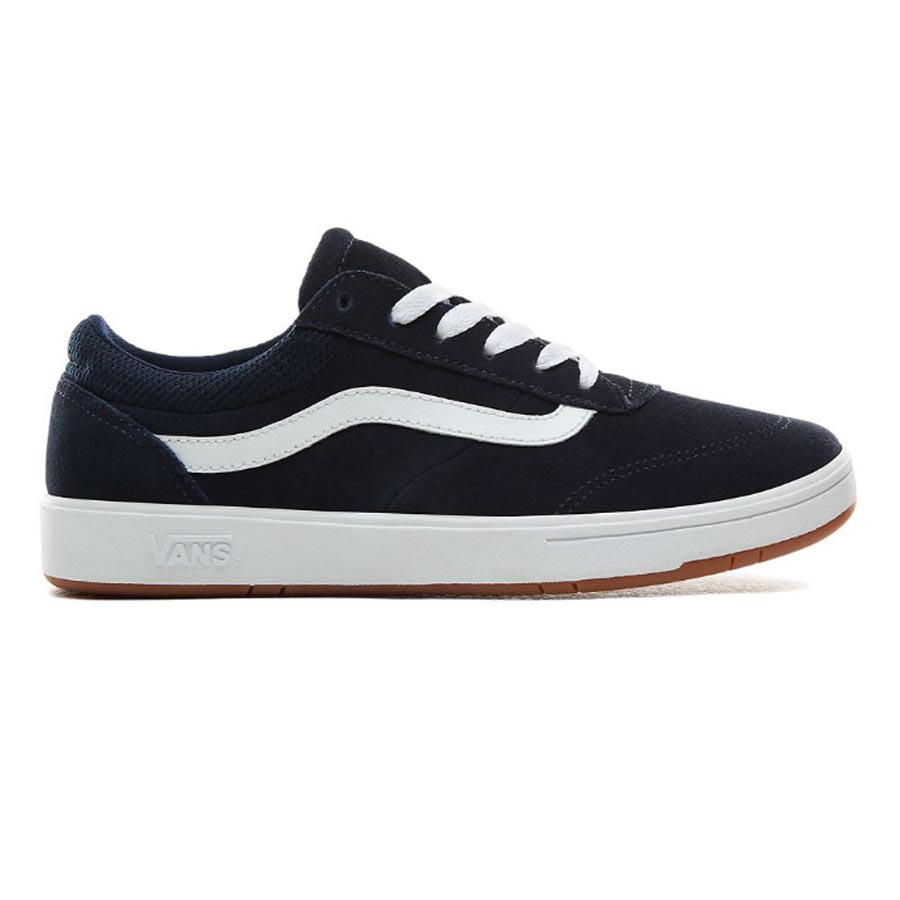 vans cruze comfycush cipő dress blue