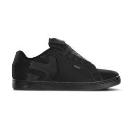 etnies fader cipő black dirty wash