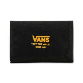 vans gaines pénztárca black VN0A3I5XBLK