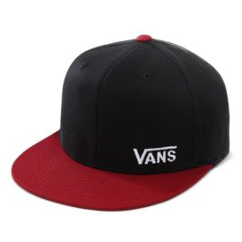 vans splitz sapka biking red hat vans full cap sapka