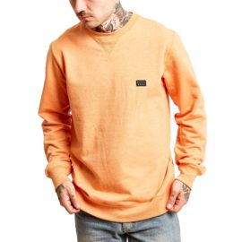 billabong all day pulóver burnt orange Q1FL01