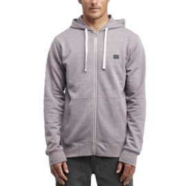 billabong all day zip pulóver purple