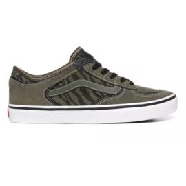 vans rowley classic cipő grape leaf zebra VN0A4BTTXG8