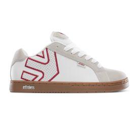etnies fader cipő white tan
