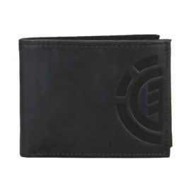 element daily leather pénztárca black