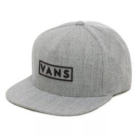 vans easy box snapback sapka heather grey VN0A45DPHTG