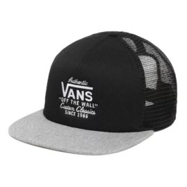 vans galer trucker black heather grey VN0A31CDBJ3