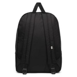 vans realm classic táska black brand stripe VN0A3UI7W07