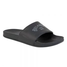billabong poolslide corp papucs black S5FF22BIP0
