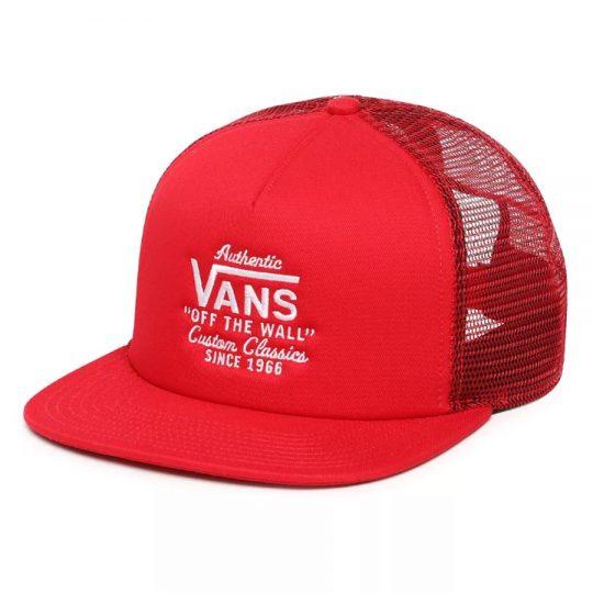 vans galer trucker racing red VN0A31CDIZQ