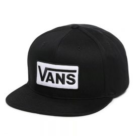 vans patch snapback sapka black VN0A45FIBLK