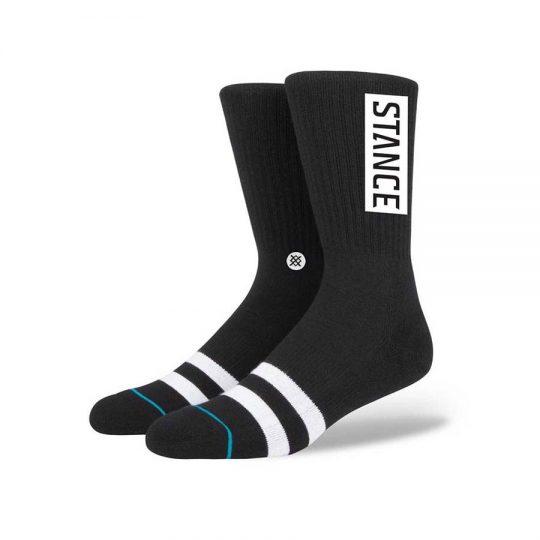 stance og zokni black M556D17OGG-BLK