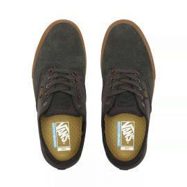 vans chima ferguson pro cipő olive gum VN0A38CF0QR