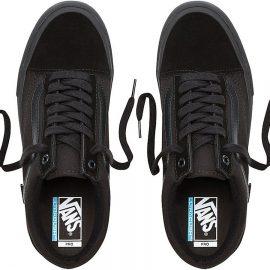 vans old skool pro blackout cipő VN000ZD41OJ1M