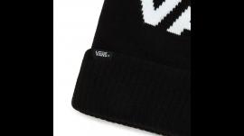 vans stripe pom beanie black VN0A4SFOY28