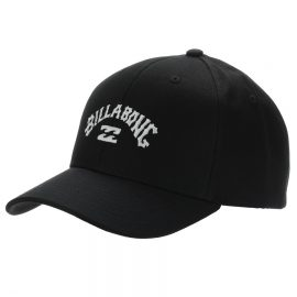 billabong arch snapback black