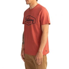 billabong trademark deep red