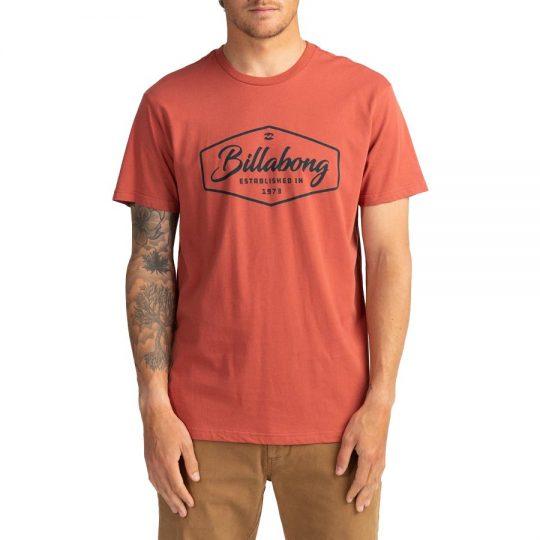 billabong trademark deep red