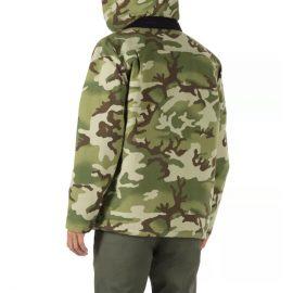 vans drill chore coat mte kabát 66 supply camo VN0A45APZMF télikabát