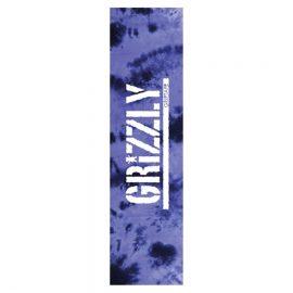 grizzly tie dye griptape purple