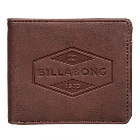 billabong walled id chocolate pénztárca billabong wallet W5WM12 kiegészitők nagy választékban checkroom Kecskemét