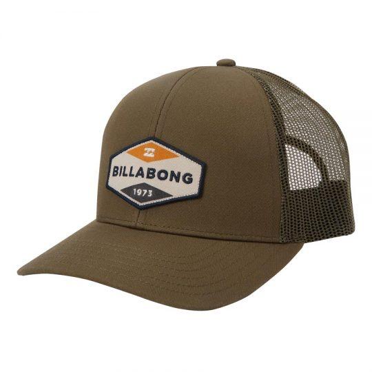 billabong walled trucker military