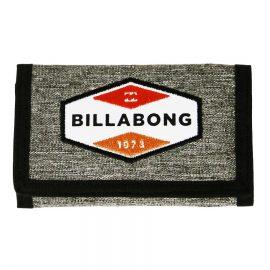 billabong walled lite pénztárca grey heather W5WL02