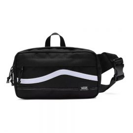 vans contstruct cross body övtáska black white VN0A4RWYY28