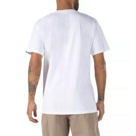 vans print box califas white póló