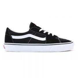 vans sk8-low black true white cipő VN0A4UUK6BT