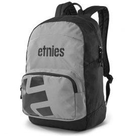 etnies locker hátizsák black grey